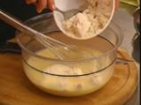 Тиквен пай със сирене 2