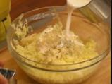 Картофено пюре с печен чесън 5