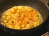 Картофи соте със спанак и сирене 3