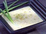"""Супа от праз със сирене """"Крема"""""""