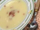 Супа от пащърнак и бекон