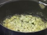 Каубойски черен ориз с гъби 2