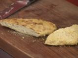 Пилешки шницел с топено сирене на фурна 3