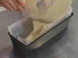 Цитронов кекс с кисело мляко 4
