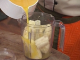 Портокалово сорбе с банани 3