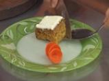 Кейк от моркови с ананас 5