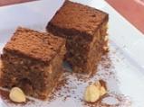 Шоколадов кейк с лешници