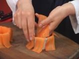 Морковен пай със спанак и орехи 4