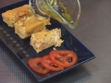 Царевична пита с чушки и сирене 6