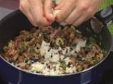 Пълнени печурки с аншоа и бекон 3