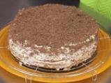 Торта с крем \