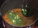 Морковена супа с джинджифил и авокадо 2