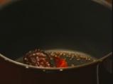Къри от бамя с гъби