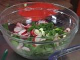 Пилешки гърди с розмарин със салата от спанак и печурки 4