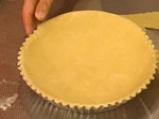 Лимонова торта с мед и извара 3