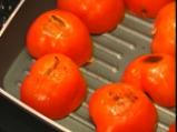 Талятели с печени домати и тиквички 2