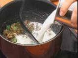 Картофени кюфтета с коприва и манатарки 3