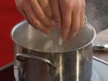 Варено от щраусова шия със заливка от хрян 2