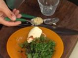 Бургери, пълнени с маслиново масло, в арабска пита 2