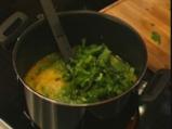 Спаначена супа с къри 4