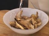 Патешко филе с манатарки и стафиди