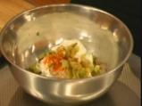 Руло от патладжани с кисели краставички 3