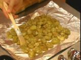 Руло от патладжани с кисели краставички 4