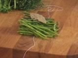 Лятна картофена супа с тиквички и царевица