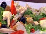 Пилешка салата с маруля