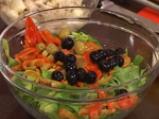 Пилешка салата с маруля 4
