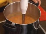 Доматена супа с босилек и кисело мляко 4