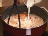 Патладжани с доматен сос в гювече по селски 4