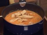 Пилешко филе по маджарски 7