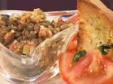 Разядка с леща и маслини
