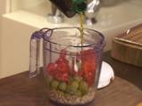 Разядка с леща и маслини 2