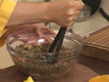 Разядка с леща и маслини 3