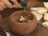 Разядка с леща и маслини 4