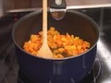 Къдрави свински шишчета с морковени тимбалчета 4