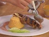 Къдрави свински шишчета с морковени тимбалчета 7