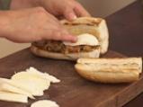 Вегетариански сандвич за пикник 6
