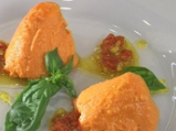 Доматен мус със сладко-пикантен сос