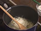Мусака с пилешко и спагети 6