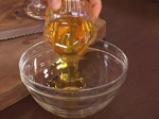 Салата от диня с мед, мента и лимонов сок 2