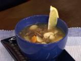 Супа с челядинки и печурки 5