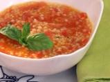 """Доматена супа """"Червената Йо"""""""