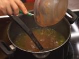 Супа с морски деликатеси и манатарки 3