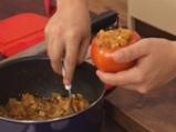 Пълнени домати по калугерски 7