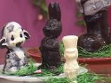Шоколадови фигурки