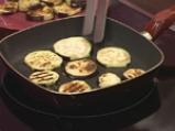 Патладжанена пица с блат от тиквички 5
