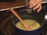 Пържени филийки със сироп и круши 3